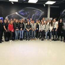 OSP Stuttgart besucht Werk der Daimler-AG