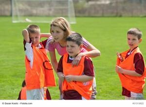 Gute Schutzkonzepte in den Vereinen sind wichtig. Foto: Fotolia/Dusan Kostic