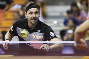 Timo Boll ist Sportler des Monats Juni. Foto: picture-alliance