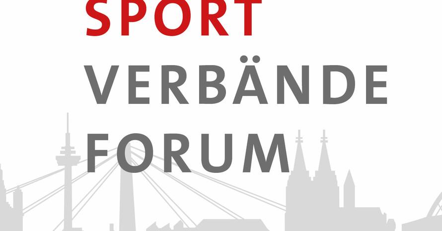Das Sportverbändeforum findet zum zweiten Mal statt. Logo: Führungs-Akademie