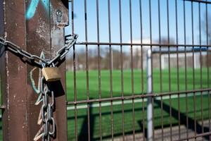 Geschlossene Sportplätze: Das Jahr 2020 stellte SPORTDEUTSCHLAND vor besondere Herausforderungen. Foto: LSB NRW