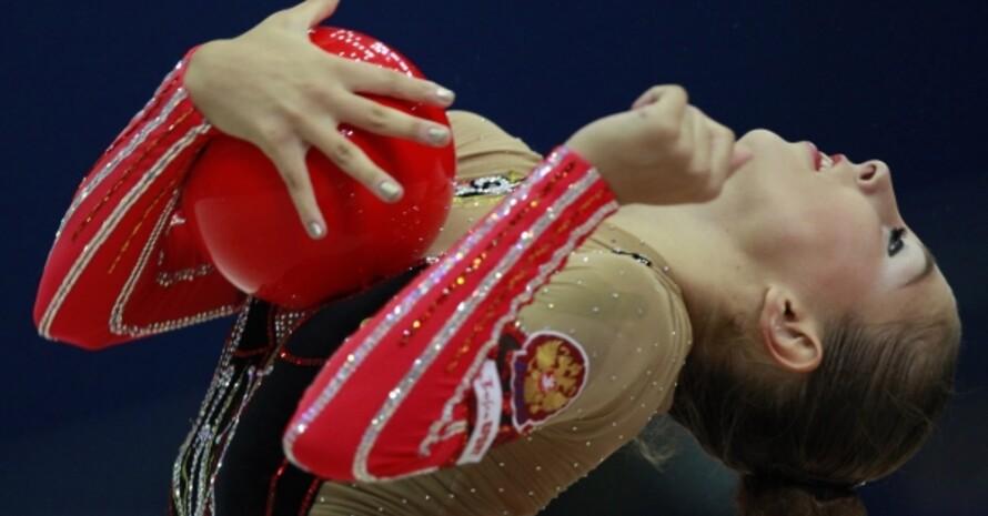 Die Weltelite der Rhythmischen Sportgymnastik tritt in Bremen an. Copyright: picture-alliance