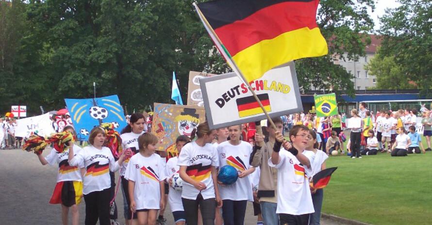 Einer von zehn Kandidaten: Das Internationale Sportfest in Hoyerswerda.