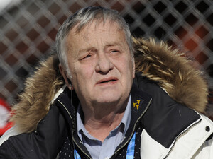 IOC-Mitglied Gian-Franco Kasper räumt München 2018 weiterhin gut Chancen ein. Copyright: picture-alliance