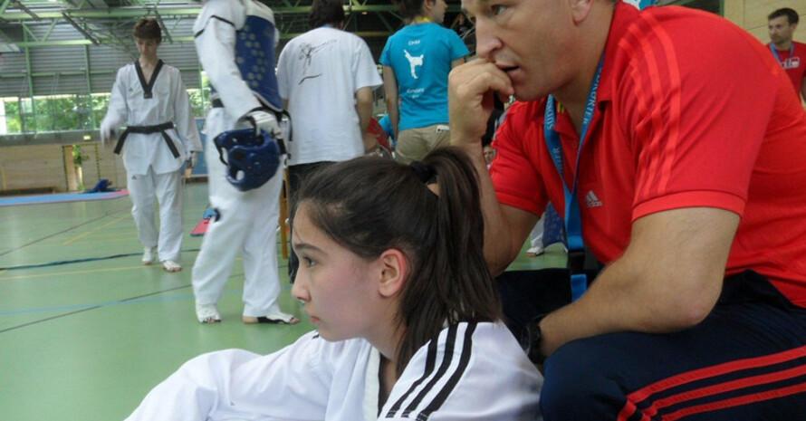 Alfred Castaño/Taekwondo Özer