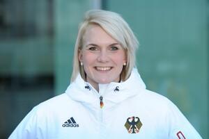 Juniorbotschafterin Edith Schulze wird die jungen Sportler und Sportlerinnen auf ihrer Reise nach Innsbruck begleiten. Foto: DOSB/picture-alliance