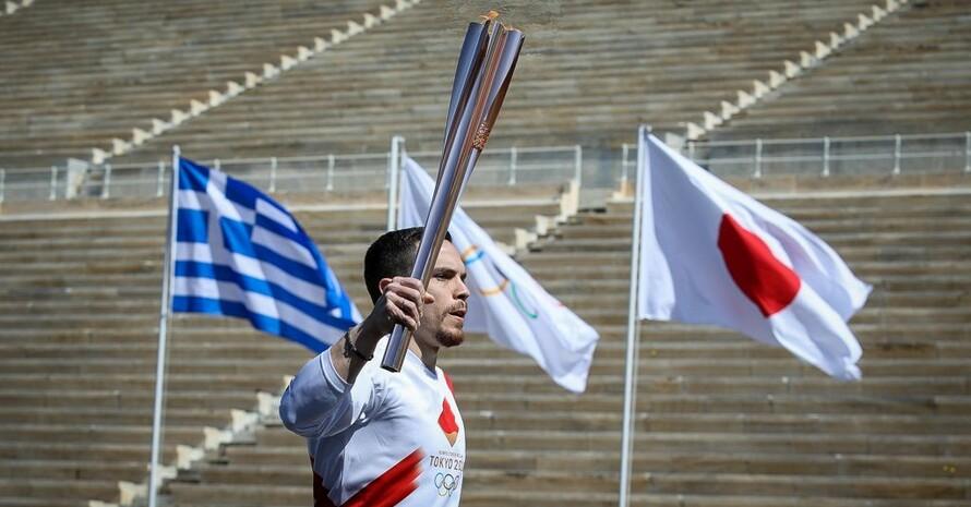 Ein Plädoyer für die olympischen Werte in Krisenzeiten. Foto: picture-alliance