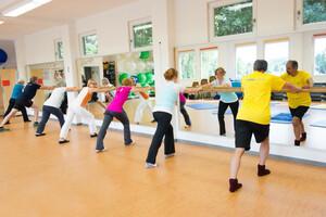 Sportliche Aktivität kann bei der Bekämpfung schwerer Erkrankungen hlfen. Foto: LSB NRW