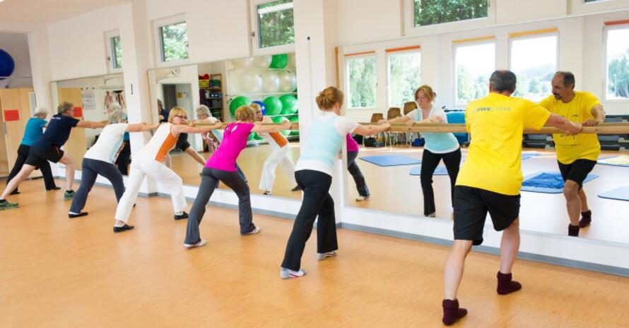 Sportliche Angebote für jedes Alter sind wichtig, damit viele Menschen den Weg zum Sport finden. Foto: LSB NRW