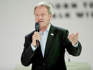 Friedhelm Julius Beucher ist Präsident des Deutschen Behindertensportverbandes (DBS) und damit gleichzeitig Präsident des Nationalen Paralympischen Komitees (NPC) für Deutschland. Foto: picture-alliance