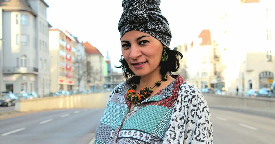 Jasmin Blümel-Hillebrand hat durch das Ringen die Balance im Leben gefunden. Foto: Frank Joung