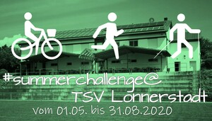 #Summerchallenge Foto: TSV Lonnerstadt 1948