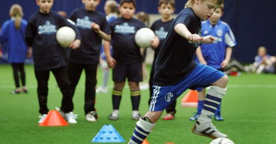 Viele Kinder träumen von einer Karriere als Spitzensportler. Foto: picture-alliance