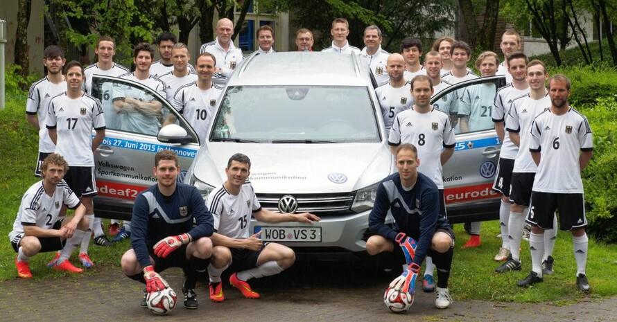 Team der Männer