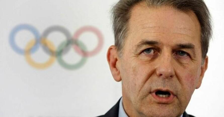 Jaques Rogge, Präsident des Internationalen Olympischen Komitees (IOC), Copyright: picture-alliance
