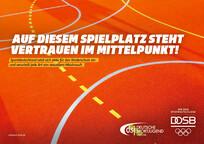 Motiv »Spielplatz (Tartanplatz)«