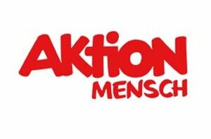 Das Logo der Aktion Mensch.