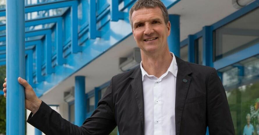 Marco Troll ist der neue Präsident des Deutschen Schwimm-Verbandes Foto: picture-alliance