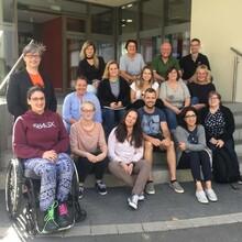 Gruppenfoto der Teilnehmenden, Quelle: Deutscher Schwimmverband