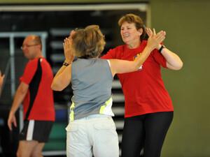 Die Gesellschaft wird immer älter, das zwingt auch Sportvereine zum Umdenken. Foto: LSB NRW