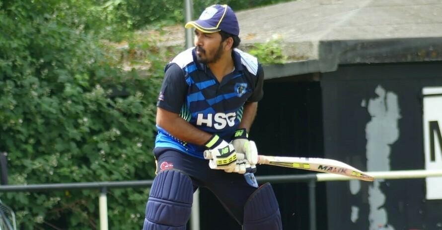 Batsman Prasanth Thodabandi