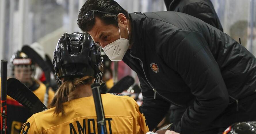 Der ehemalige Eishockey-Profi Thomas Schädler wird neuer Bundestrainer der DEB-Frauennationalmannschaft. Foto: Dominic Pencz