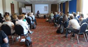 An der internen Inklusions-Tagung des DOSB in Regensberg war das Interesse besonders hoch. Foto: DOSB