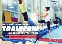 Trainer*in werden – Trampolin