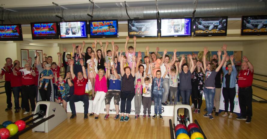 Erfüllte Herzenswünsche führen zu neuen  Lebensfreuden Foto: Bowling CLub Rot Weiß Erfurt