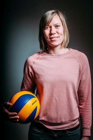 Ein Profilfoto von Katharina Pape.