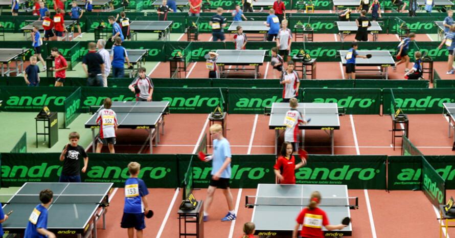 DTTB vergibt Breitensportpreis an sechs Vereine. Copyright: picture-alliance