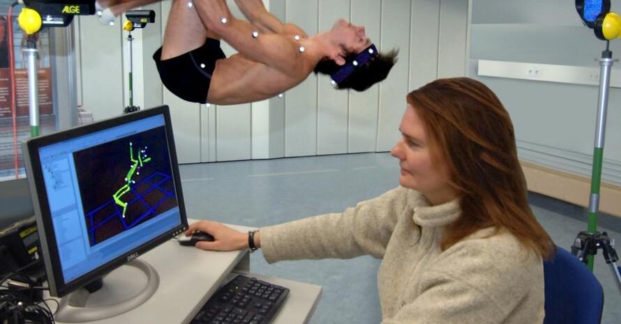 Die moderne Sportwissenschaft besteht aus den verschiedensten Teildisziplinen. Foto: picture-alliance