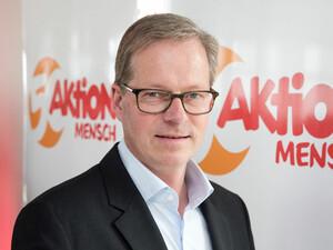 Armin von Buttlar ist Vorstand der Aktion Mensch. Foto: picture-alliance