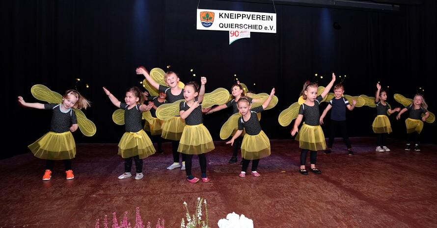 Kinder- und Jugendarbeit Foto: Kneipp Verein Quierschied