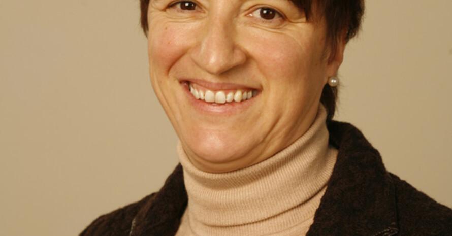 Dr. Karin Fehres, Direktorin Sportentwicklung und Breitensport