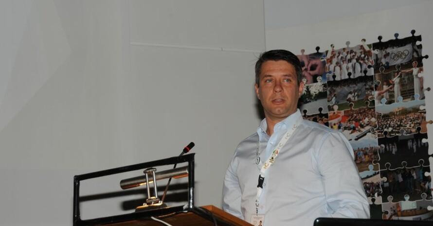 Dr. Gerald Fritz ist ab 17. August der neue Direktor der Deutschen Olympischen Akademie. Foto: DOA/privat