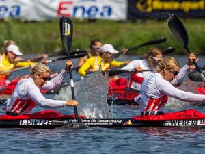 Ein Highlight des zweiten Sporthalbjahres: Die Kanu-WM vom 27. August bis 1. September in Duisburg. Foto: picture-alliance
