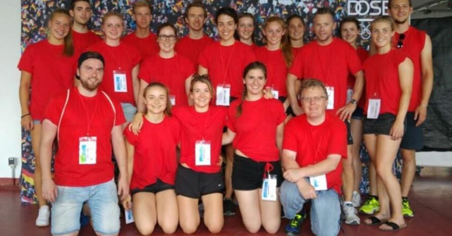 Für den Olympic Day am 26. Juni werden noch freiwillige Helferinnen und Helfer gesucht. Foto: DOA