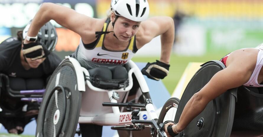 Annika Zeyen war erst 2019 zum Radsport gewechselt und fährt in Tokio zu Gold. Foto: picture-alliance
