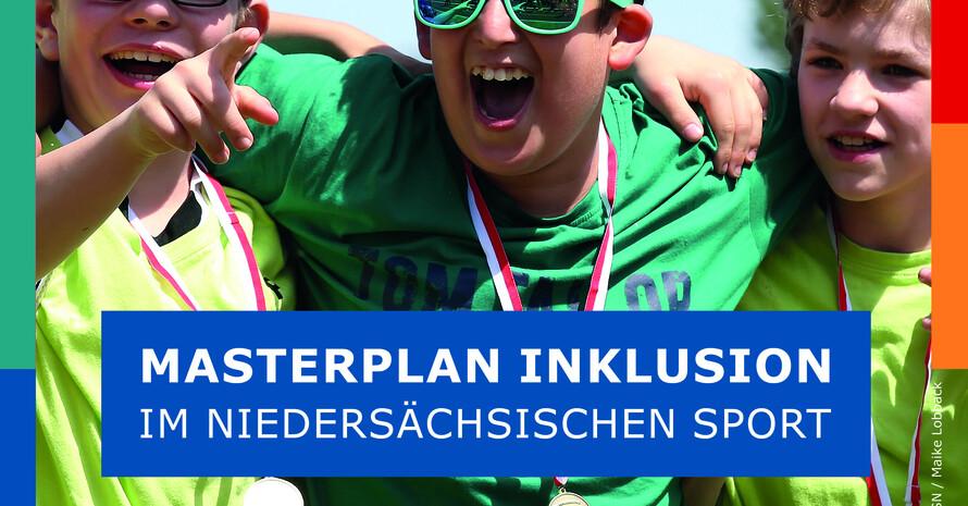 Das Titelblatt des Masterplans Quelle: BSN/Maike Lobback
