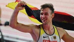 Niklas Kaul ist der jüngste Zehnkampfweltmeister aller Zeiten. Foto: picture-alliance