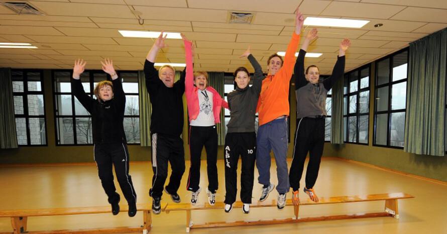 Die Sportvereine hoffen bald wieder auf eine Miteinander im Verein. Foto: picture-alliance