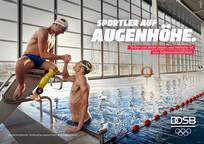 Motiv »Schwimmen«