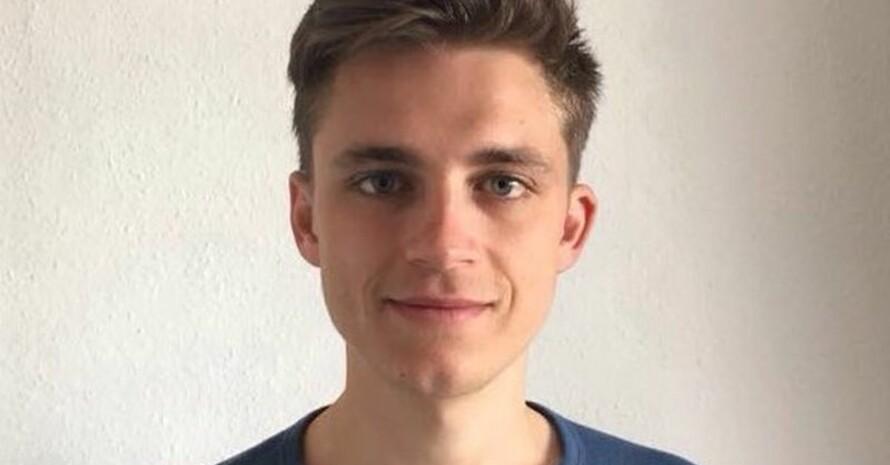 """Julian Sievers wird für Deutschland bei der """"Session for Young Participants"""" dabei sein. Foto: DOA"""