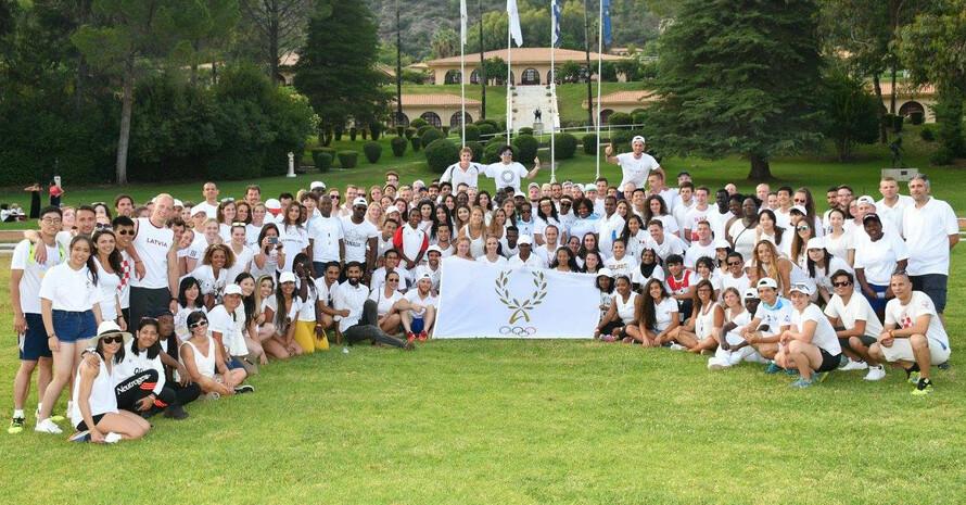 Zwei unvergessliche Wochen in Olympia warten auf die Young Participants. Foto: DOA