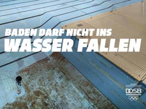 Jedes Jahr werden in Deutschland etwa 100 Bäder geschlossen. Foto: picture-alliance