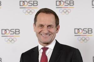 DOSB-Präsident Alfons Hörmann Foto: DOSB
