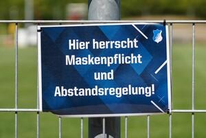 Mit dem Hygiene-Rahmenkonzept sollen bald wieder Sportveranstaltungen möglich sein. Foto: picture-alliance