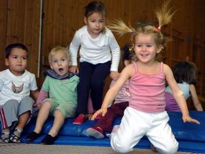 Private Patenschaften sollen Kindern Sport im Verein ermöglichen. Copyright: picture-alliance