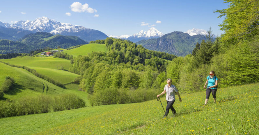 Am 14. Mai ist der bundesweite Tag des Wanderns. Foto: picture-alliance